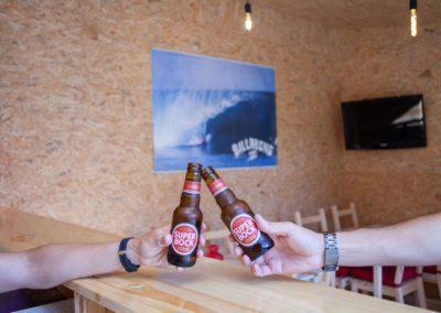 Bar Estela Surf & Hostel