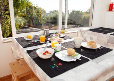 Estela Surf & Hostel - pequeno-almoço