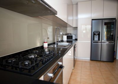Cozinha - Estela Surf & Hostel