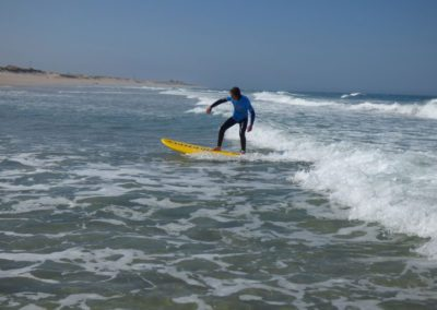 Estela Surf & Hostel - aulas de surf