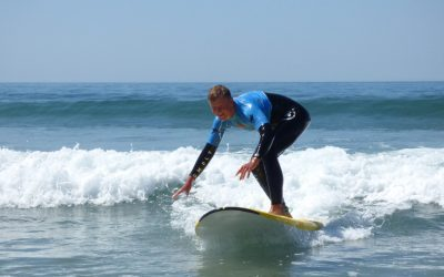 Top 9 Health Benefits of Surfing in the North of Portugal