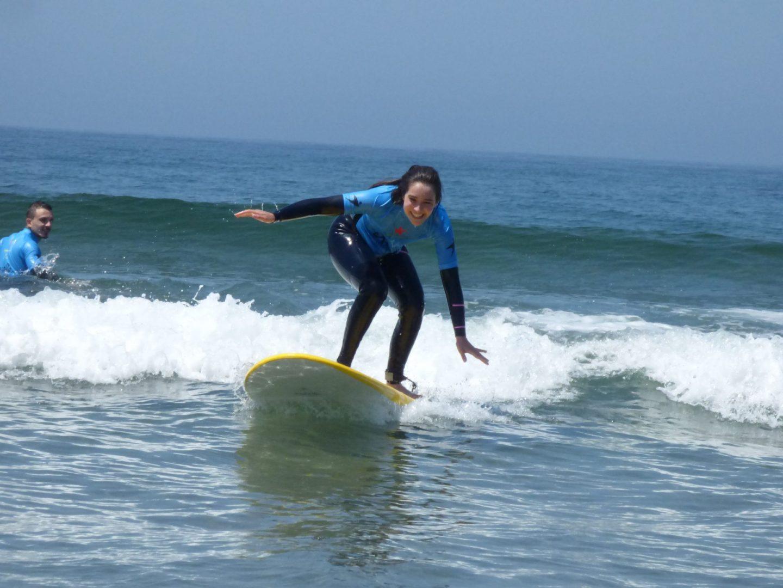 best Porto surf school