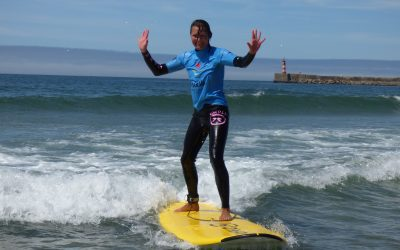 Traits of Pro Surfers