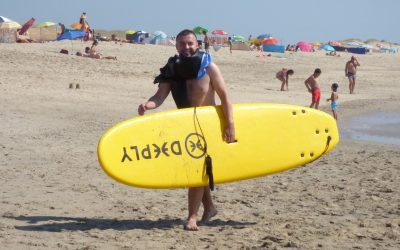 Surfing Spots Recommended By the Best Surf Camp in Porto for French Surfers